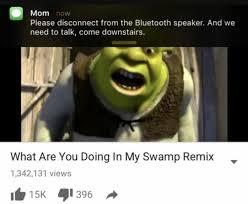 Shrek Meme - this is serious memebase funny memes