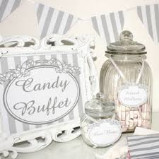 where to buy ribbon candy satin ribbon candy buffet bunting jar labels striped candy bags