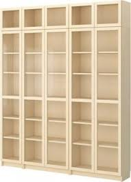 Shelves With Glass Doors by Billy Oxberg Bookcase White Glass Ikea Billy Glass Doors