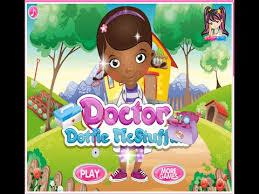 disney doc mcstuffins games doc mcstuffins dress up games youtube