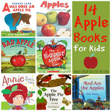 Kids Books About Thanksgiving 14 Apple Books For Kids Apples Books And Apple Theme