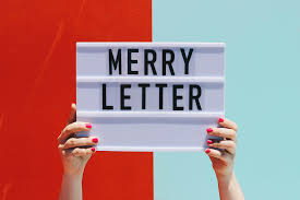 about merry letter