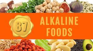 alkaline food list and its benefits