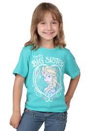 frozen elsa u0027m big sister shirt