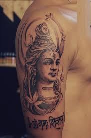 best shiva tattoos designs ideas yogi shiva