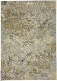 Gray Area Rug Karastan Touchstone 90945 90075 Moy Willow Gray Area Rug