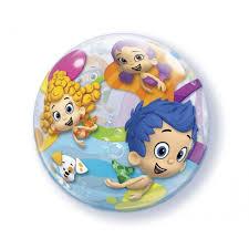 Bubble Guppies Decorations Bubble Balloon Bubble Guppies Decorations Party Supplies