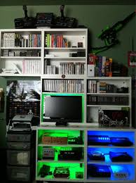 Console Gaming Desk Tetris Style Console Game Collection Gaming Desk Pinterest