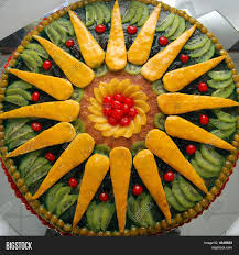 macedonian cake sun vergina image photo bigstock