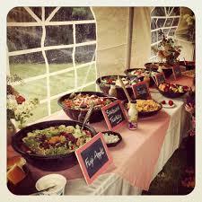 wegmans thanksgiving dinner take out wedding shower salad buffet chalkboard signs wegmans rustic