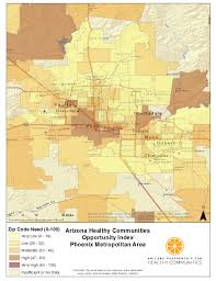 Zip Code Mapping by Health Mapping Every Zip Code In Arizona Arizona Partnership For