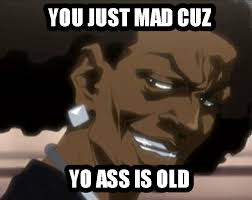 Why Are You Mad Meme - thugnificent you mad meme mad and artwork