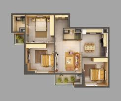 model home pictures interior 3d model home interior fully furnished cgtrader