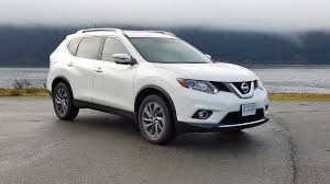 nissan rogue 2016 nissan rogue sl premium test drive review