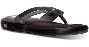 Nike Comfort Footbed Sandals Nike Men U0027s Solarsoft Comfort Thong Sandals From Finish Line In