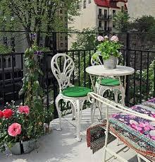 balkon accessoires 40 ideen für attraktive balkon gestaltung für wenig geld