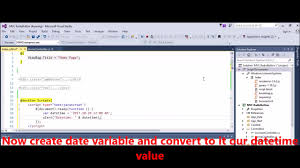 format date javascript jquery mvc javascript jquery how to convert datetime to date youtube