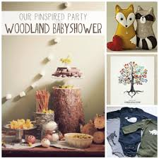 woodland baby shower woodland babyshower my pinspiration homegrown in the valley