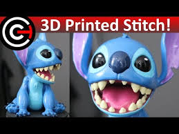 stitch lilo stitch chaoscoretech thingiverse