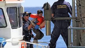 kevin rudd unveils u0027hard line u0027 png solution for asylum seekers