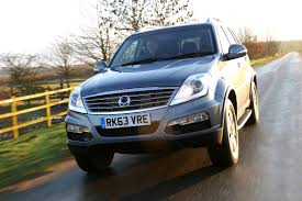 ssangyong rexton w 2014 review auto express