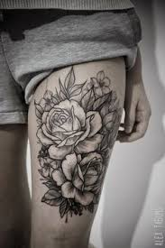 women leg tattoos that are quirky pretty and badass