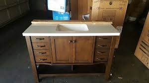Ballantyne Vanity Bathroom Allen Roth Vanity Houzz And Vanities Great Kingscote