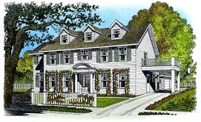 Colonial House Floor Plans by Father Of The Bride 43010pf Architectural Designs House Plans
