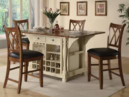 vinyl polyurethane ladder beige amish country kitchen table and