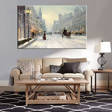 online buy wholesale thomas kinkade snow from china thomas kinkade