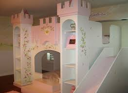 Little Girls Bunk Bed by Castle Bunk Beds Kids Bedroom Design Idea Home Design