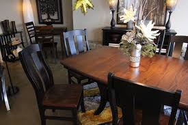 amish made dining tables