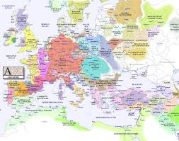 Map Of The Europe by Europe Map 1200 U2022 Mapsof Net