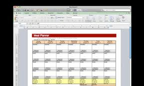 Microsoft Excel Templates For Mac Excel Mac Templates Thegreyhound