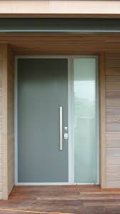 Flush Exterior Door View Our Range Of Front Entry Doors For Your New Homefairview