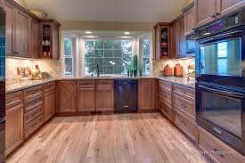 U Shape Kitchen Design U Shaped Kitchen Designs Kitchen Traditional With Blue Island