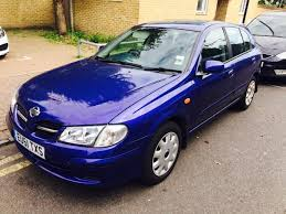 nissan almera leather seat 2001 nissan almera 1 5 leather seats low mileage vgc in