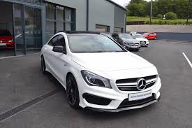 mercedes cla45 amg for sale used 2015 mercedes cla45 amg 4matic pan roof for sale in