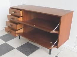 meubles design vintage petite enfilade ou meuble à chaussures vintage 1960 design market