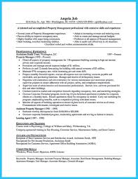 Best Resume For 2 Years Experience by Writing A Great Assistant Property Manager Resume