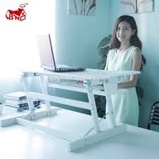 Adjustable Desk Standing Sitting by Wholesale Portable And Height Adjustable Standing Desk With