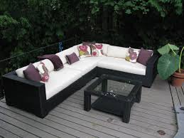 Design Ideas For Black Wicker Outdoor Furniture Concept Outdoor Excellent Sectional Outdoor Furniture Images Concept