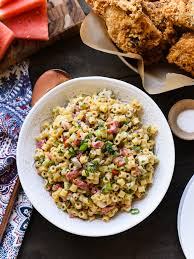 fireworks pasta salad kitchen confidante