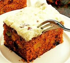 carrot cake with creamy coconut frosting jpg