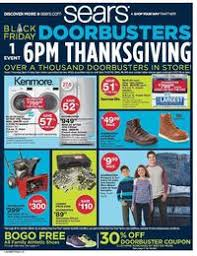 sears black friday 2015 ad scan