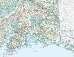 Homer Alaska Map by Hiking Maps