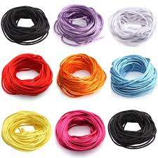 bracelet crystal string images Wholesale 10 meters nylon cords stretchy elastic rope cord wire jpg