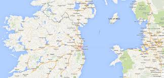 Dublin Ireland Map Dublin Ireland In Style And Your Way Private Jets Charter