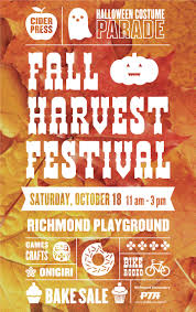 save the date october 18th u2013 harvest festival and halloween