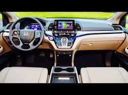 Honda Odyssey Interior 2018 Honda Odyssey Touring Elite Interior Exterior U0026 Drive Best